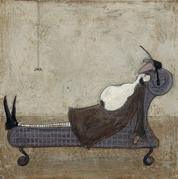 Fifty Winks - Limited Edition Print by Sam Toft – image 1