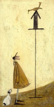 Honey Were Home - Limited Edition Print by Sam Toft – image 1