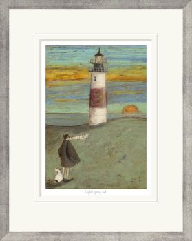 Lights Going Out - Limited Edition Print by Sam Toft – image 2