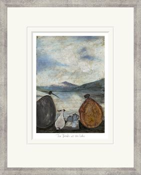 Tea Breaks at the Lakes - Limited Edition Print by Sam Toft – image 2