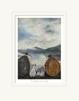 Tea Breaks at the Lakes - Limited Edition Print by Sam Toft – image 3