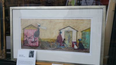 Test Drive - Limited Edition Print by Sam Toft – image 4