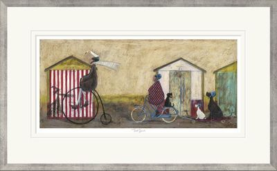 Test Drive - Limited Edition Print by Sam Toft – image 2