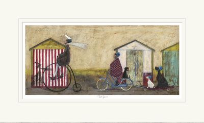 Test Drive - Limited Edition Print by Sam Toft – image 3