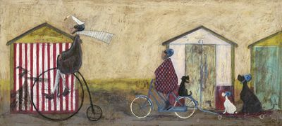 Test Drive - Limited Edition Print by Sam Toft – image 1