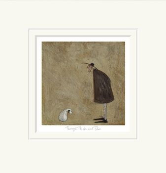 Through Thick and Thin - Limited Edition Print by Sam Toft – image 3