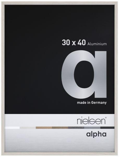 Nielsen Alpha Picture Frame White Oak 30x40 cm  – image 1