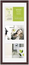 NIELSEN Apollo 5x7inch Wenge Picture Frame 001