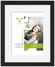NIELSEN Apollo 7x9inch Black Picture Frame 001