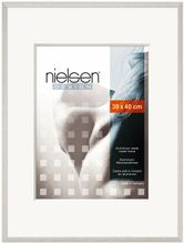 NIELSEN C2 30x40 cm Soft Silver Picture Frame 001