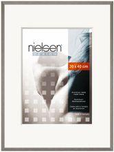 NIELSEN C2 50x70 cm Soft Grey Picture Frame 001