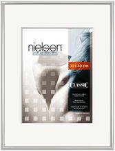 NIELSEN Classic 35x100 cm Polished Silver Picture Frame 001