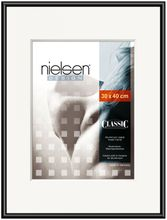 NIELSEN Classic 50x100 cm Polished Black Picture Frame 001