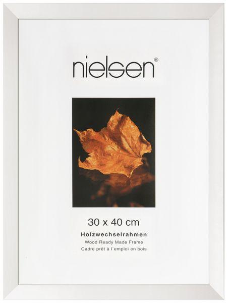 NIELSEN Essentielles 50x70 cm White Picture Frame