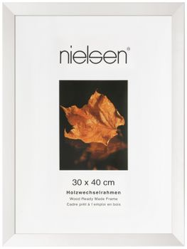 NIELSEN Essentielles A3 White Picture Frame