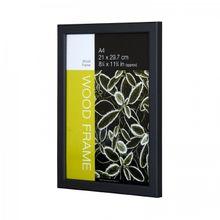 NIELSEN Starfish Naturals Plexi Glass A1 Black Picture Frame 001