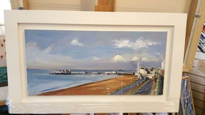 """ Brighton Pier "" by Tony Parsons – image 2"
