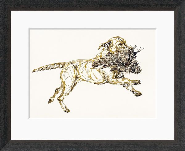 Biscuit  - Limited Edition Print by Becky Mair – image 2