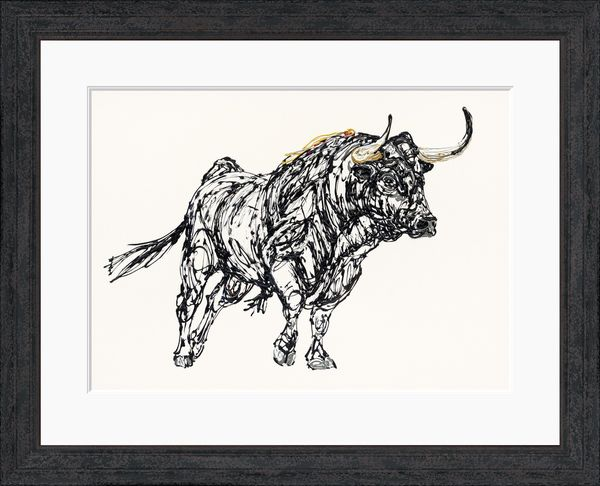 Maverick  - Limited Edition Print by Becky Mair – image 2