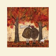 SAM TOFT (JUST BEGINNING TO SEE THE LIGHT)  40x40cm 001