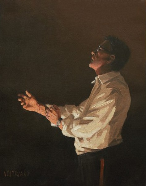 Jack Vettriano - Marked Heart - Limited Edition Print - Signed 36x29,5cm