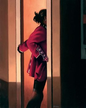 Jack Vettriano - On Parade - Limited Edition Print - Signed 100x83,5cm