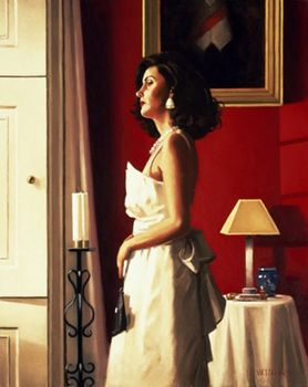 Jack Vettriano - One Moment in Time - Limited Edition Print - Signed 51x42cm