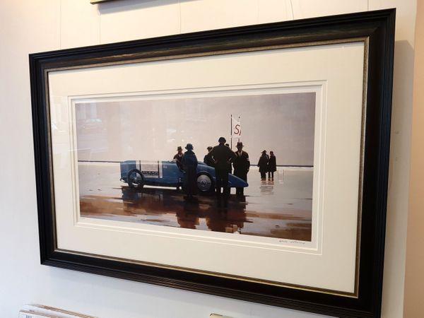 Jack Vettriano - Pendine Beach - Limited Edition Print - Signed 96x59,5cm – image 2