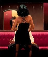 Jack Vettriano - Private Dancer - Limited Edition Print - Signed 72x58cm 001