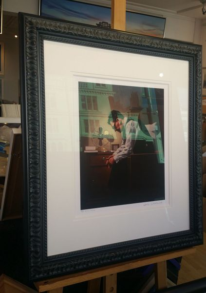 Jack Vettriano - The Weight - Limited Edition Print - Signed 67x60cm – image 2