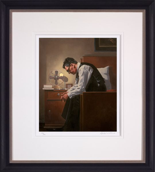 Jack Vettriano - The Weight - Limited Edition Print - Signed 67x60cm – image 3