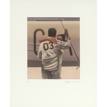 Jack Vettriano - Tuiga - Limited Edition Print - Signed Box Set – image 5