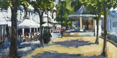 Pantiles - Tunnbridge Wells by Tony Parsons – image 1