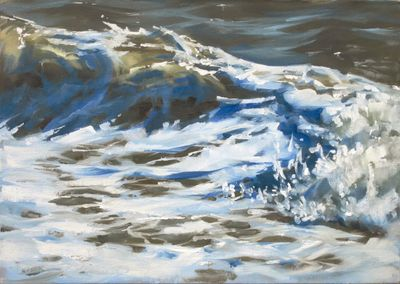 ' Local Wave ' by Tony Parsons