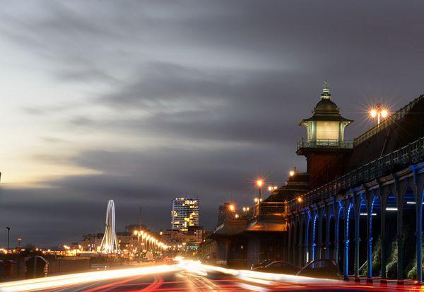 BrightonCityCity612s - Fineart Photography by David Freeman