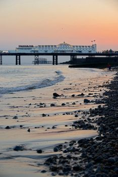 BrightonPierCity540 - Fineart Photography by David Freeman
