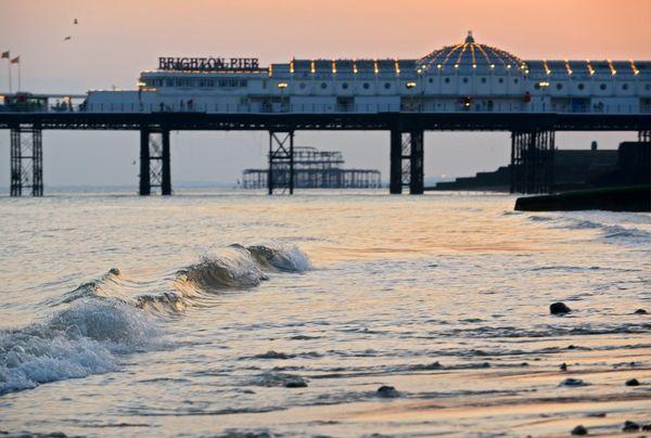 BrightonPierCity541 - Fineart Photography by David Freeman