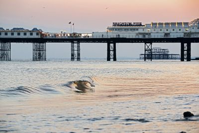 BrightonWaveCity538s - Fineart Photography by David Freeman