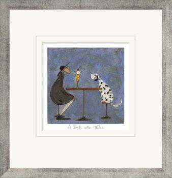 A Date with Hattie - Limited Edition Print by Sam Toft – image 2