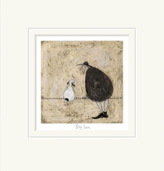 Big Love - Limited Edition Print by Sam Toft – image 2