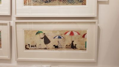 Ducks, Mad Dogs and an Englishman - Limited Edition Print by Sam Toft – image 3