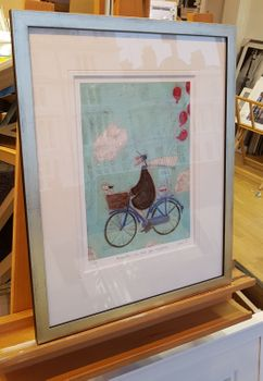 Imagination Can Take you Anywhere - Limited Edition Print by Sam Toft – image 3