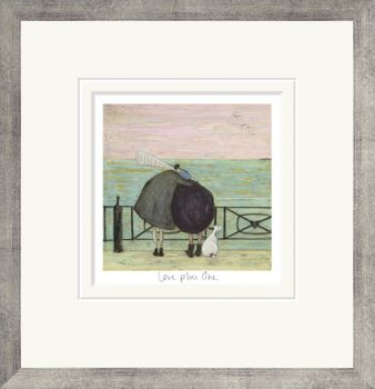 Love Plus One - Limited Edition Print by Sam Toft – image 2