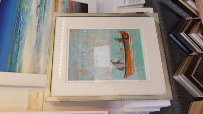 Sea Time Tea Time - Limited Edition Print by Sam Toft – image 3