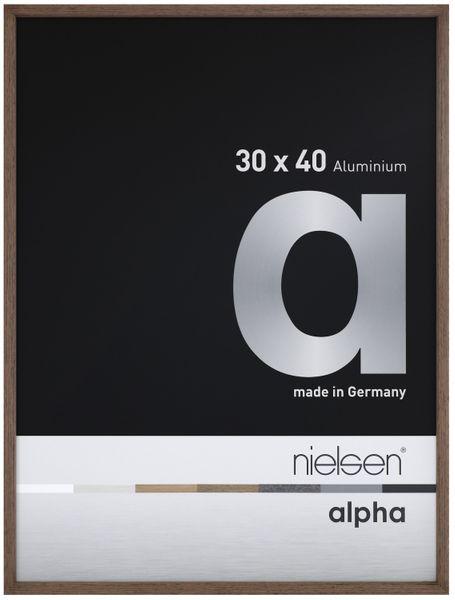 Nielsen Alpha 40x50 cm Wenge Picture Frame