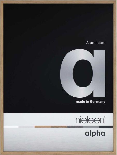 Nielsen Alpha 40X40 cm Oak Picture Frame
