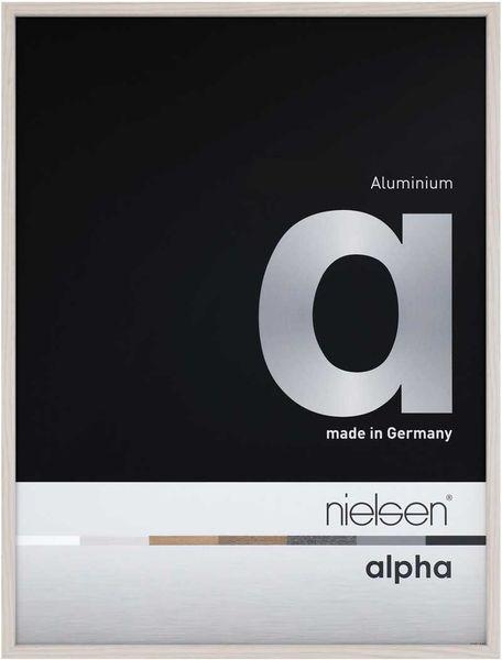 Nielsen Alpha 70X100 cm White Oak Picture Frame