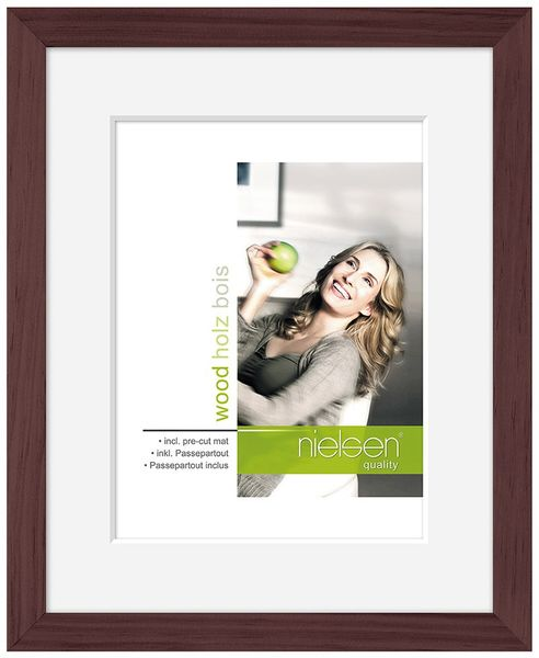 Nielsen Apollo A4 Wenge Picture Frame