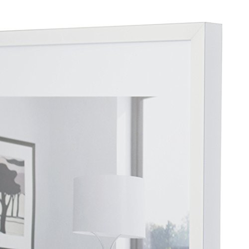 Nielsen C2 A3 Glossy White Picture Frame – image 2