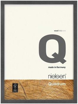 Nielsen Quadrum A3 Grey Picture Frame